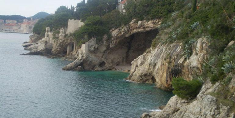 Gründstück im exklusivsten Teil von Dubrovnik