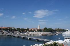 WohnungmitblickaufdieAltstadtvon Zadar