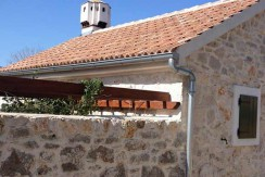 Altes Steinhaus auf der Insel Ugljan