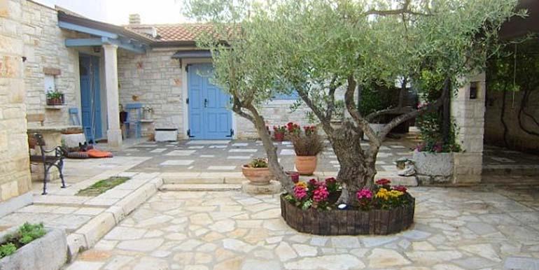 Istrisches Steinhaus in Novigrad (2)