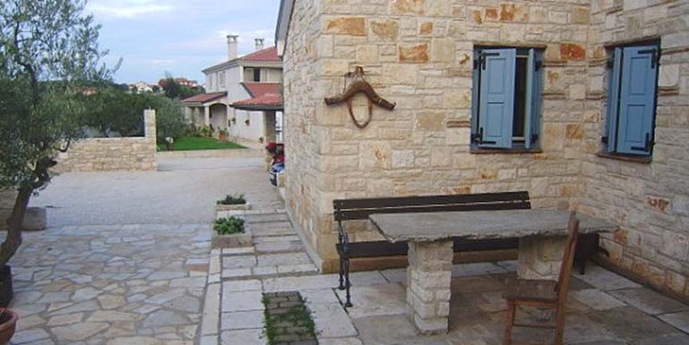 Istrisches Steinhaus in Novigrad (3)