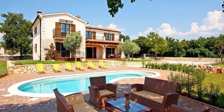 Mediterranische Villa in Istrien (19)