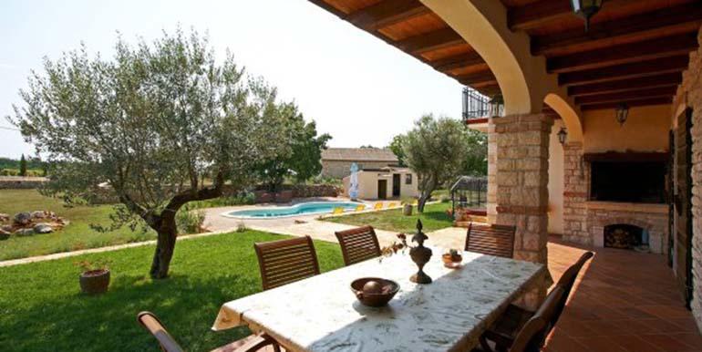 Mediterranische Villa in Istrien (4)