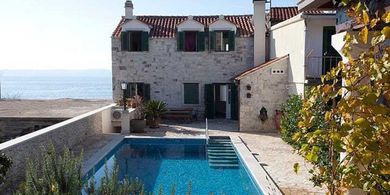 Schöne Steinvilla auf der Insel Brac  (10)