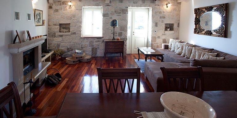 Schöne Steinvilla auf der Insel Brac  (6)