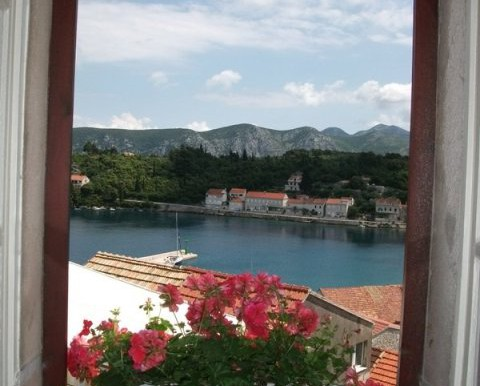 Steinhaus auf der Insel Korcula (2)