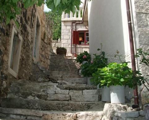Steinhaus auf der Insel Korcula (5)