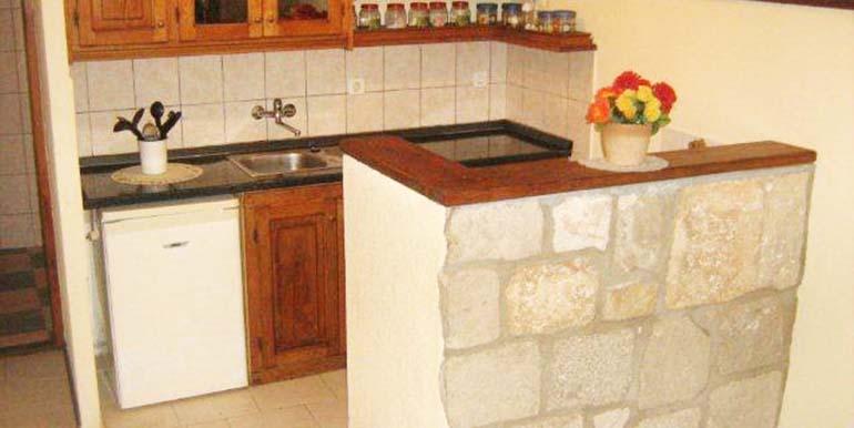 Steinhaus auf der Insel Lastovo (2)