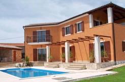Villa an der Ostküste von Istrien