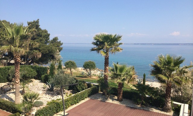 Ein seltenes Objekt, am Adriatischen Meer (21)