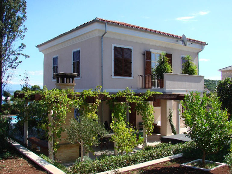 Exclusives Haus auf der Insel Ugljan