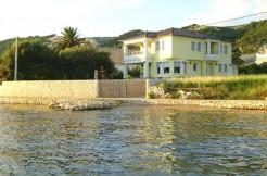 Villa auf der Insel Rab