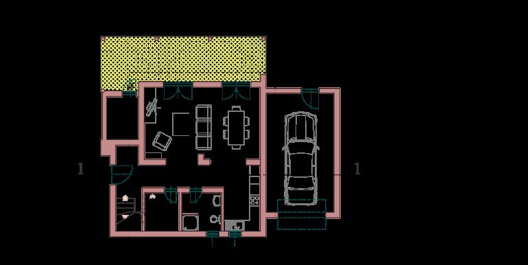 Haus in Vir (2)