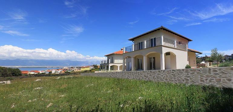 Haus in Vir
