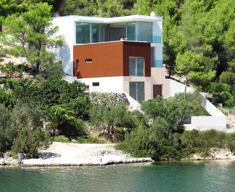 Luxus Villa auf der Insel Brac