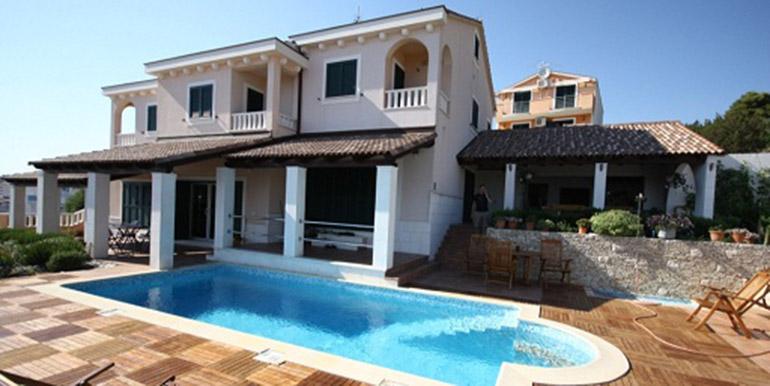 Schöne Villa in der Nähe von Trogir  (3)