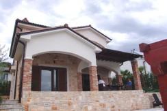 Steinvilla auf der Insel Krk