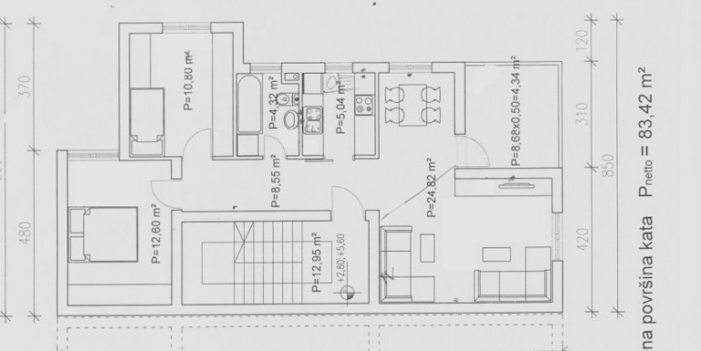 Wohnung in Posedraje (9)