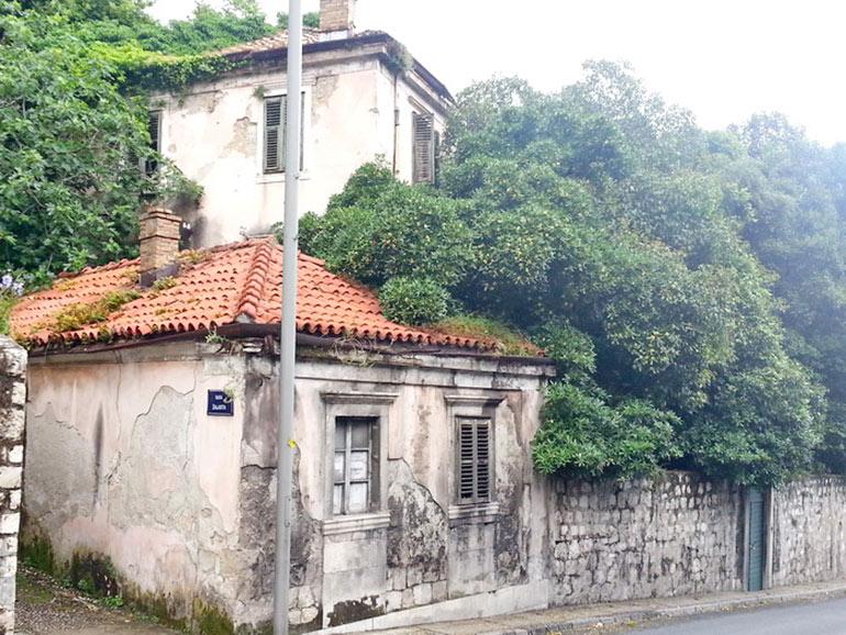 Altbau Villa Dubrovnik Immobilien Kroatien