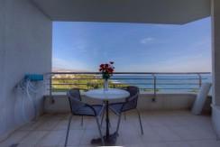 Wohnung mit Meerblick in der Nähe von Split