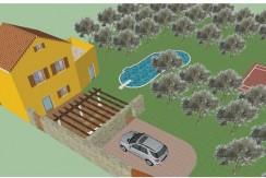 Haus in der Nähe vom Meer in Punta Kriza-Insel Cres