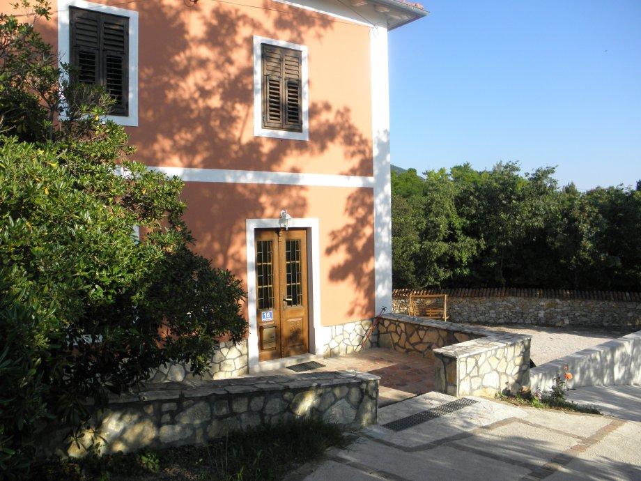 Wunderschöne Haus in Nerezine-Mali Losinj